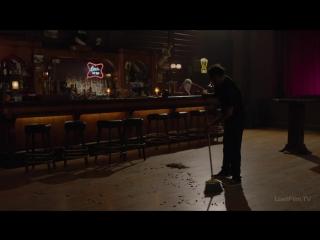 The bang-bang bar - сцена уборки зала