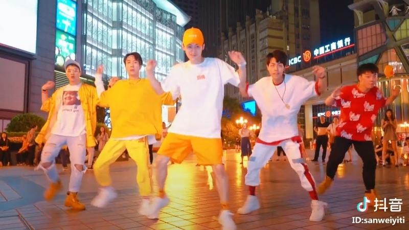 BUQI Bất Tề Vũ Đoàn Nhóm Dance Hot Nhất Trên Tik Tok Soái Ca Nhảy Tik Tok