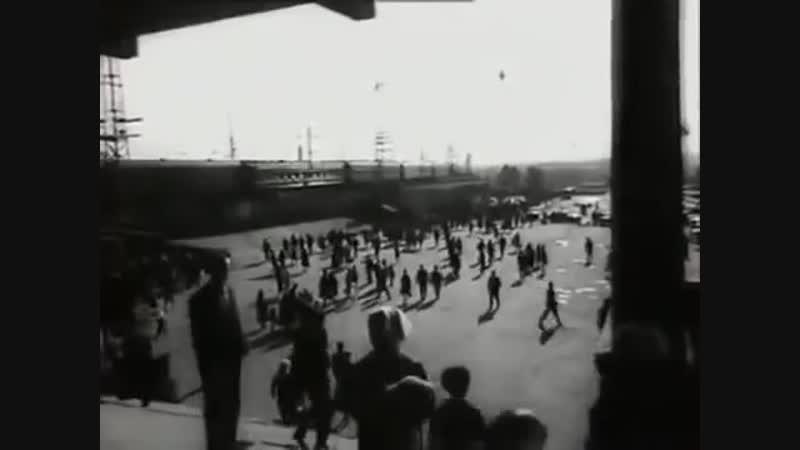 Документальный фильм Город мой Пермь 1967 год