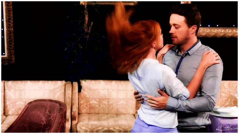 Ляля и Сергей - танец (20) Красотка Ляля