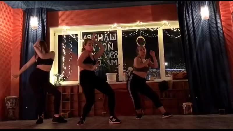 Lady's dance Шантра mp4