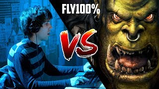 WC3: Grubby (Orc) vs. Fly100% (Orc) [BlizzCon 2010 G3] | Warcraft 3