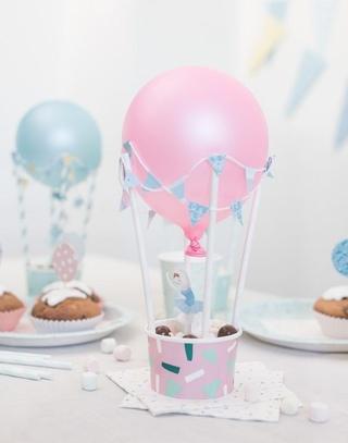 diy birthday decorations - 736×937