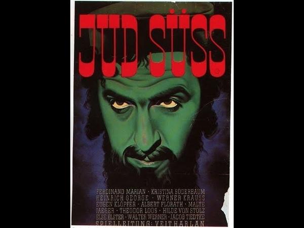 Propaganda in Film   Suss The Jew (1940)