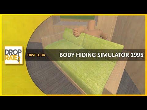 First Look: 'Body Hiding Simulator 1995' (Itch.io)