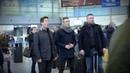 Finlandia-hymni lentokentällä - koskettava Suomi 100 -Flash mob