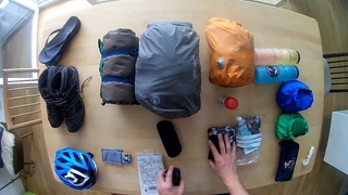 Velo La France - A long distance bikepacking movie - 1130 km in 6 days