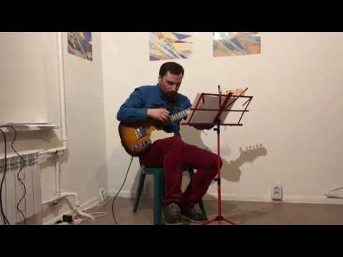 Stefan Thut un accompanied guitar 1 32