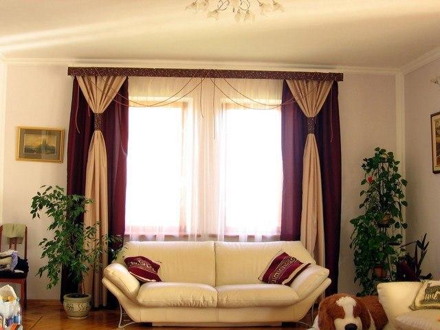 Потолочные шторы в зал — советы и рекомендации по выбору, изображение №16