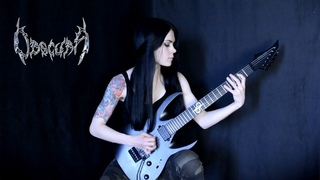 OBSCURA - The Anticosmic Overload (guitar cover)