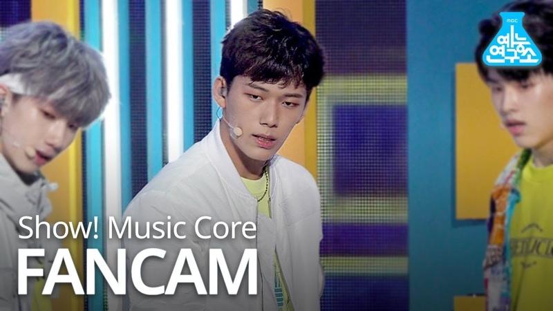 FANCAM 190413 Taekhyeon Spotlight @ Show Music Core