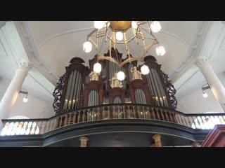 668a J. S. Bach -  Chorale prelude Wenn wir in hchsten, BWV 668a - Willem van Twillert, organ
