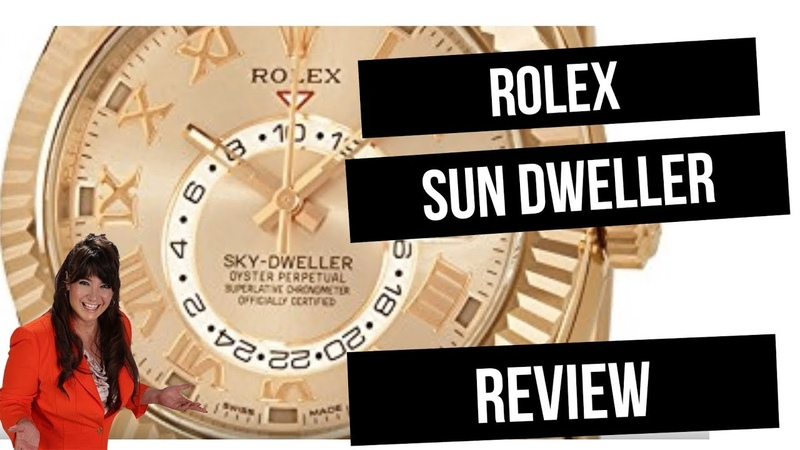 Rolex Sky Dweller For Sale