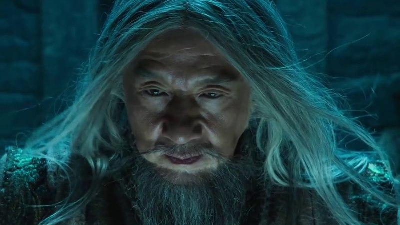 Тайна Печати дракона Путешествие в Китай Тизер трейлер 2018 HD