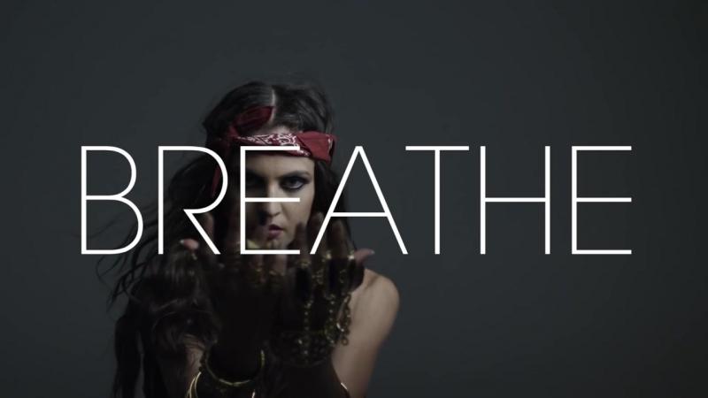 Xenia Ghali Broken Official Lyric Video ft Katt Rockell
