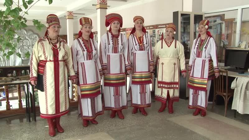 Од пинге Ансамбль Вастома из Ичалковского района
