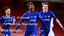Арсенал U18 0 - 4 Челси U18   Финал МКА   ответный матч / chelsea