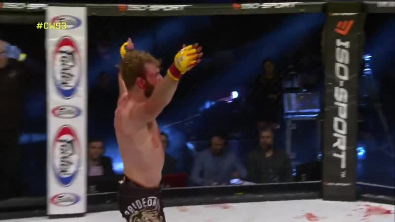 CW103 Trueman vs Bak for the featherweight title