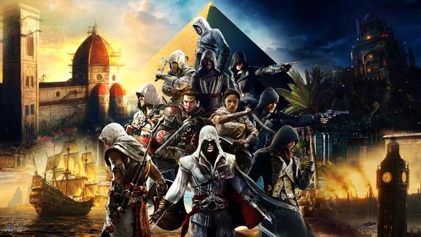 Обои На Рабочий Стол Assassins Creed