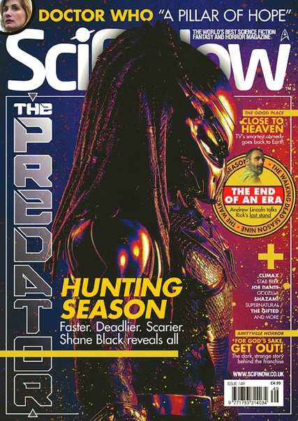 SciFiNow Issue 149 2018