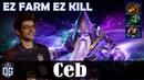 Ceb - Dark Seer Offlane   EZ FARM EZ KILL   Dota 2 Pro MMR Gameplay