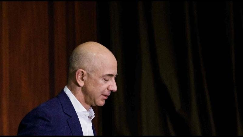 AMAZONE-CHEF GEHACKT Saudis Drahtzieher hinter Veröffentlichung von Bezos-Liebes-Mails