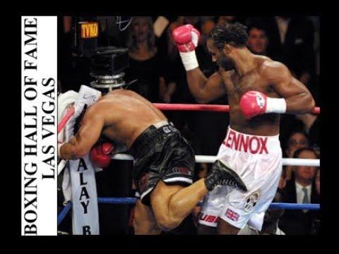 Lennox Lewis Beats David Tua This Day November 11, 2000
