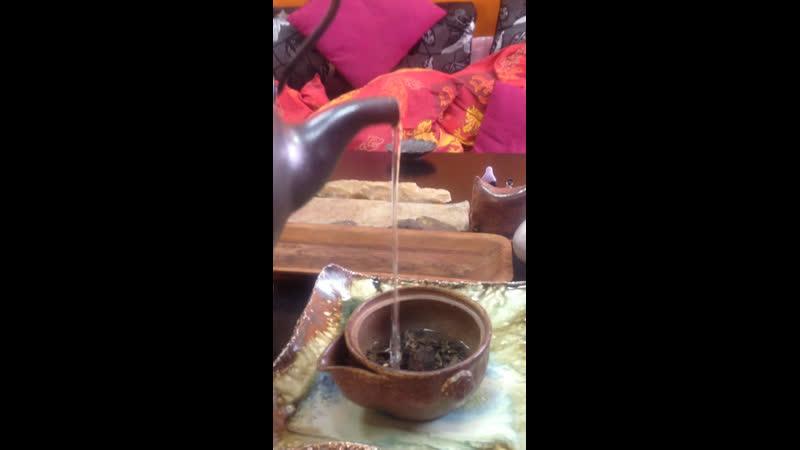 Идеальный контроль струи чайника Юити Мураками