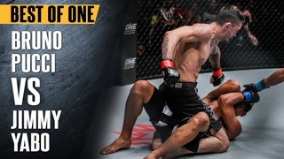 ONE: Bruno Pucci vs. Jimmy Yabo | June 2017 | FULL FIGHT