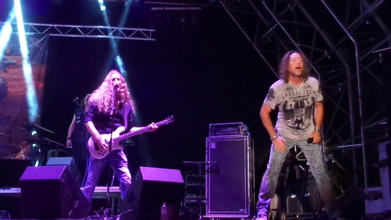 Royal Hunt Wasted Time Ripollet Rock Festival 28 08 2018