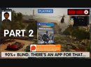 Can we hack it? Yes we can! It's Watch Dogs 2 90% Blind | Part 2