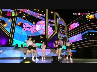 180901 aoa - bingle bangle @ incheon k-pop concert 2018 (ink 2018)
