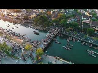 The ancient town of Hoi An 4K