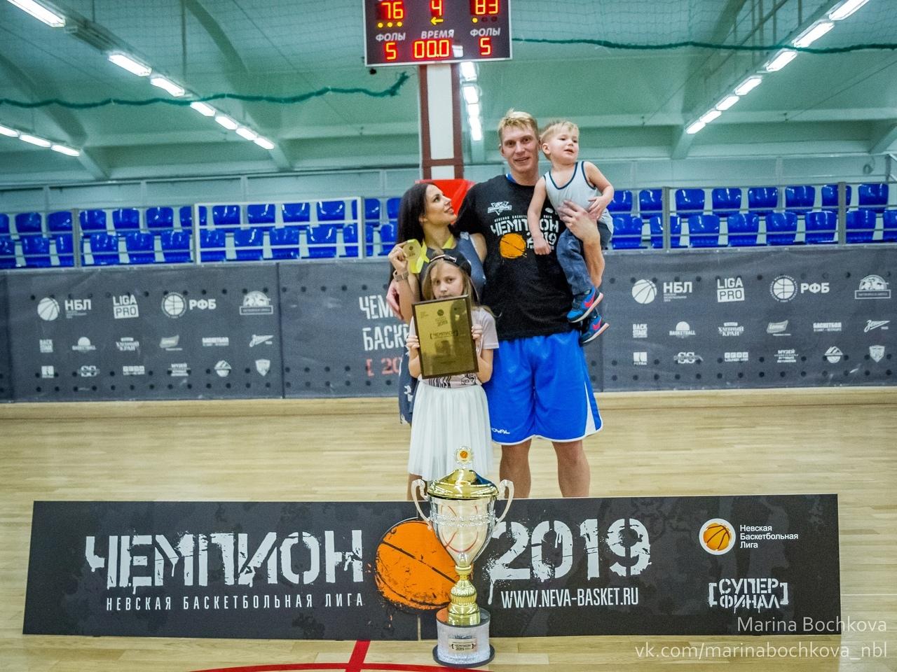 Станислав Сотников – MVP сезона 2018-2019