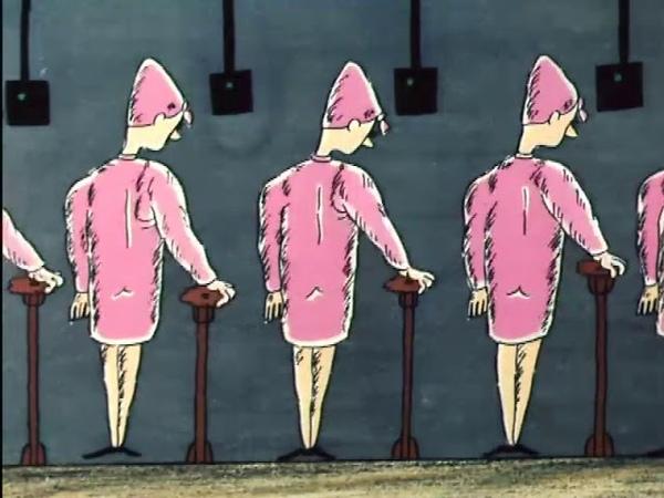 Гордиев узел 1989 Рисованный мультик Золотая коллекция