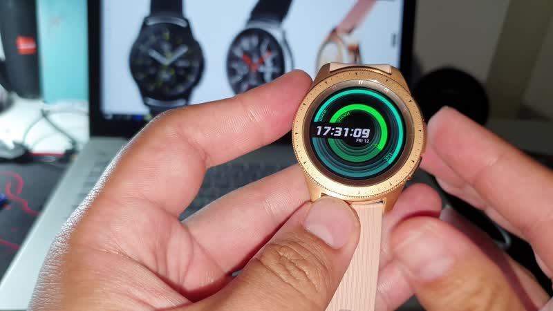 Samsung Galaxy Watch SM-R 810