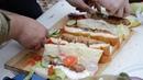 Кебаб из курицы на мангале. Не классический рецепт. Розыгрыш ножа Mora
