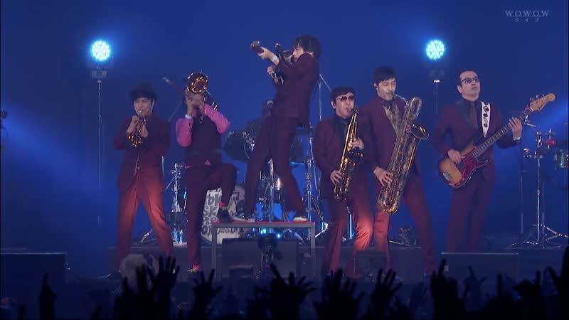 Tokyo Ska Paradise Orchestra - Paradise Has No Border Ashita Igai Subete Moyase feat. Miyamoto Hiroji