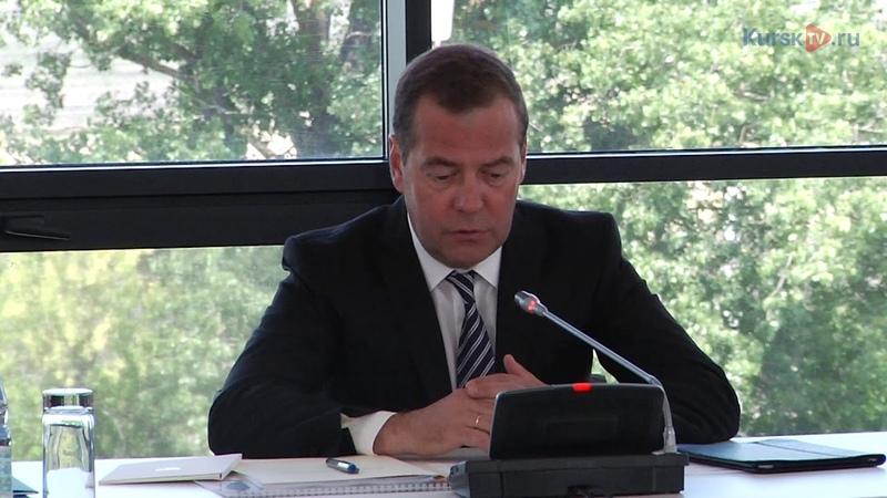 Дмитрий Медведев России необходимо пере логистику экспорта сельхозпродукции