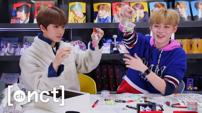 Are You KeyRing Me CHENLE JISUNG Ep 3