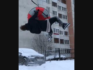 Polianskii- зимние забавы 2
