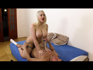Kyra Hot - Cock Hungry Kyra Hot Get Two Creampies for Dessert (Hardcore, Cumshot, Blonde, Blowjob, Big Ass, Big Tits, Creampie)