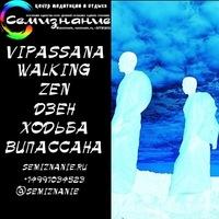 ВИПАССАНА ХОЖДЕНИЕ ДЗЕН | VIPASSANA WALKING ZEN