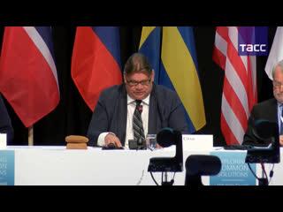 Заседание Арктического совета