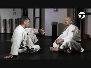 Техника борьбы в Годзю рю каратэ