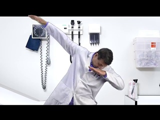 Doctor TROLLS then DABS on patient