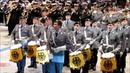 Deutsche Nationalhymne gespielt von der Bundeswehr