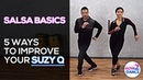 Salsa Basics 5 Ways to Improve Your Suzy Q How 2 Dance