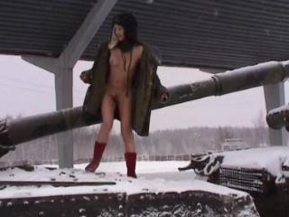 Наталья Волкова (Natalia B, Sasha F, Lia, Nata, Natka) - Nude in russia