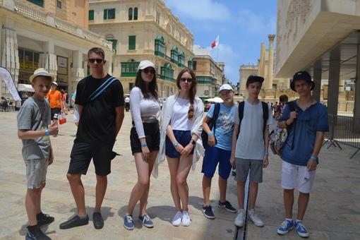 Мальта 30.07.19 -13.07.19